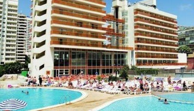 Ambassador Playa Hotel Benidorm In Alicante My Guide Alicante