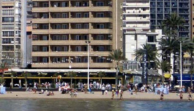 Apartamentos Les Dunes Suites Benidorm