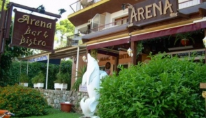 Arena Bar and Bistro