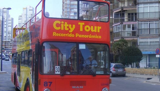 Benidorm Sightseeing Bus