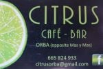 Citrus Cafe-Bar