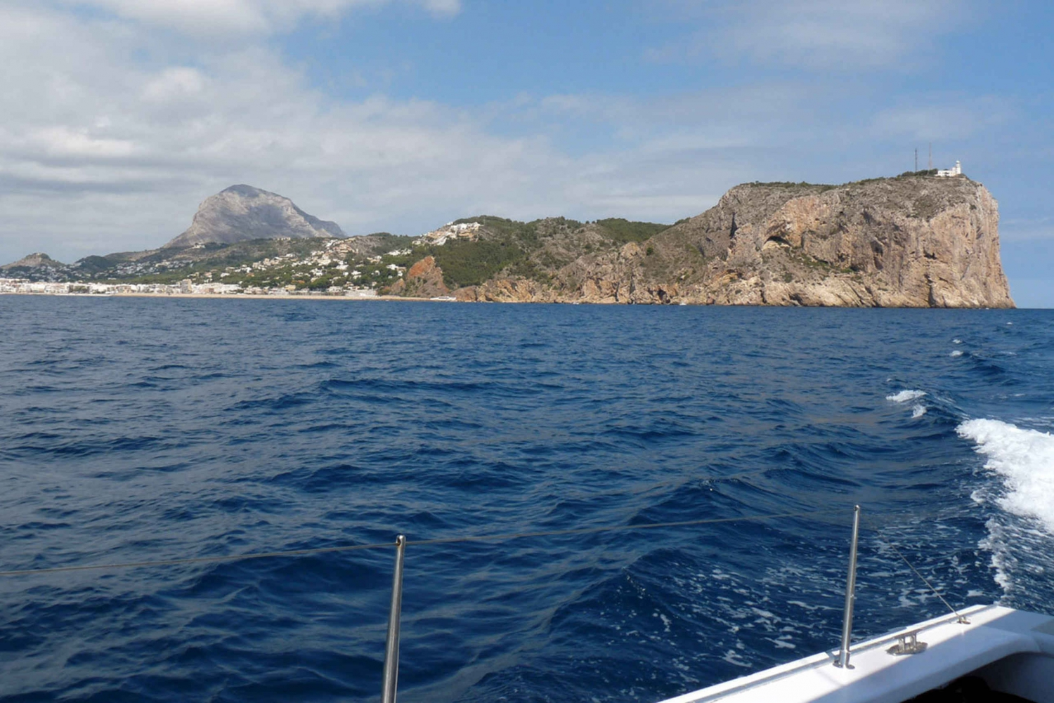 Denia Boat Trip to San Antonio Cape Marine Reserve & Lunch