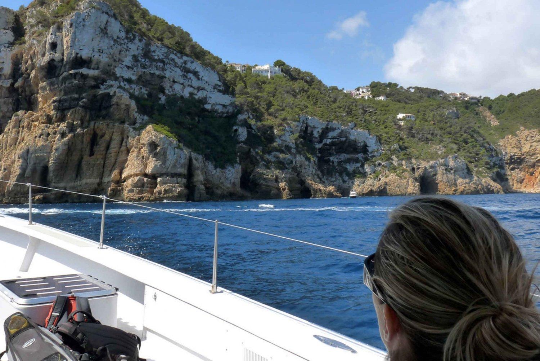 Denia: Three Capes Cruise w/ Bathing & Seaside Lunch