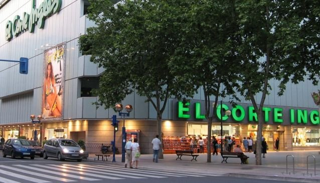 El corte ingles in alicante my guide alicante - El corte ingles aparadores ...
