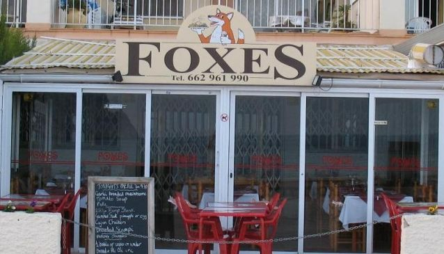 Foxes Bar and Restaurant