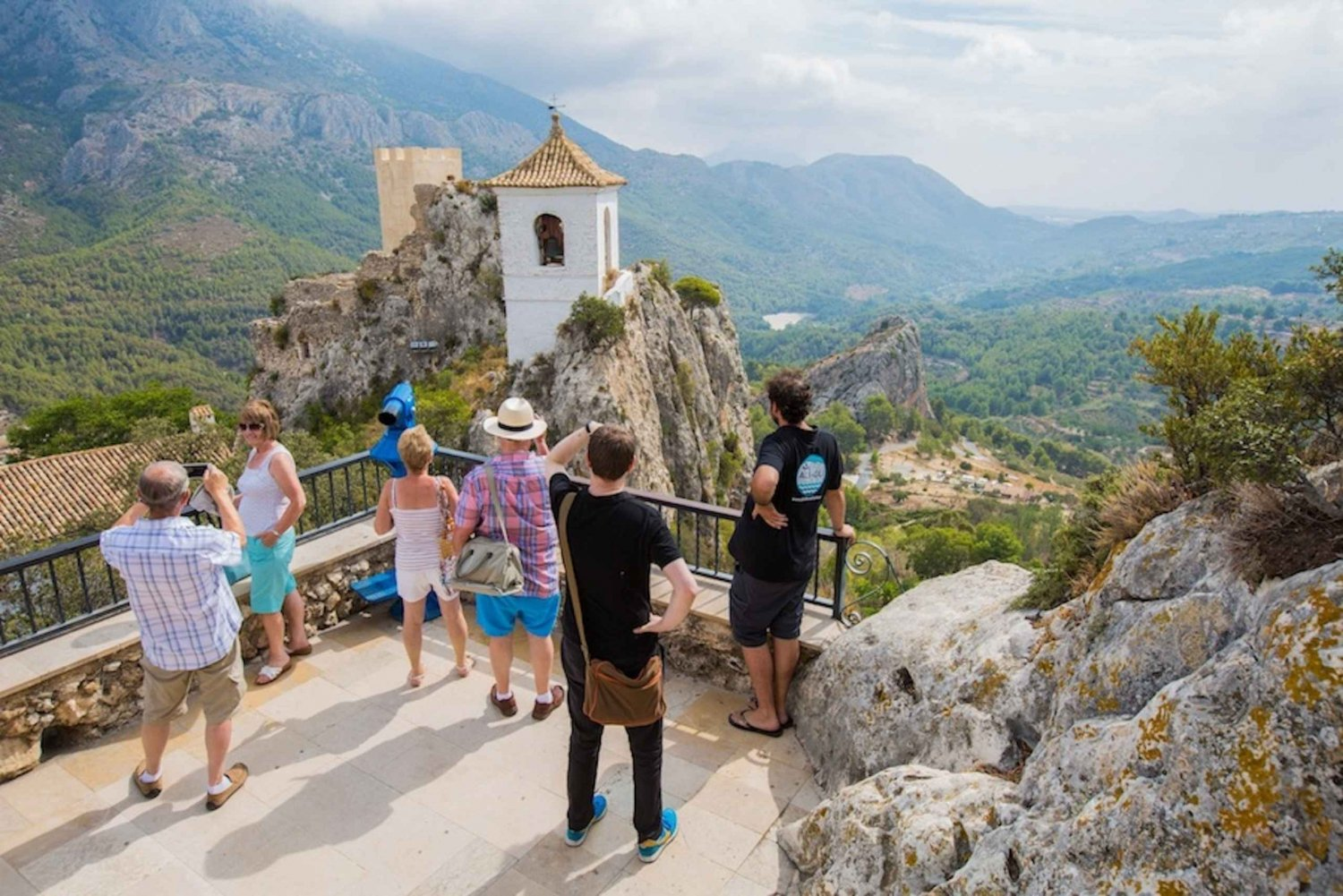 From  Guadalest Valley and Algar Waterfalls Tour