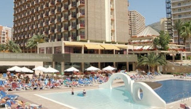 Hotel Rosamar Benidorm