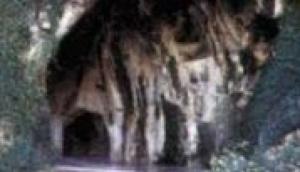 Las Calaveras Caves