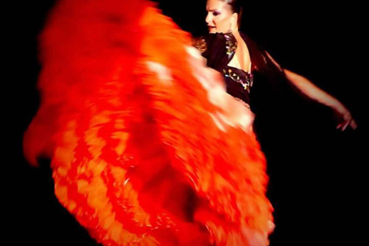 Live Flamenco Show and Tapas Dinner Combo