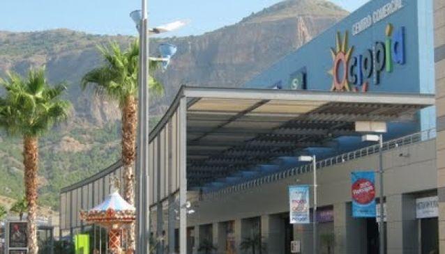 Ociopia Shopping Centre