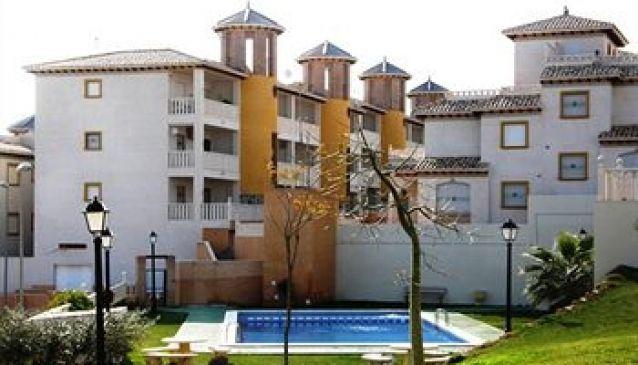 Playa Golf Apartments Orihuela