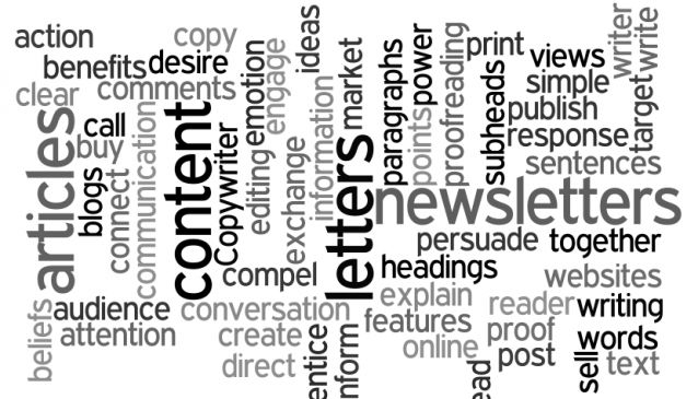 Sarah's Write Stuff for Blogs, PR and Copywriting
