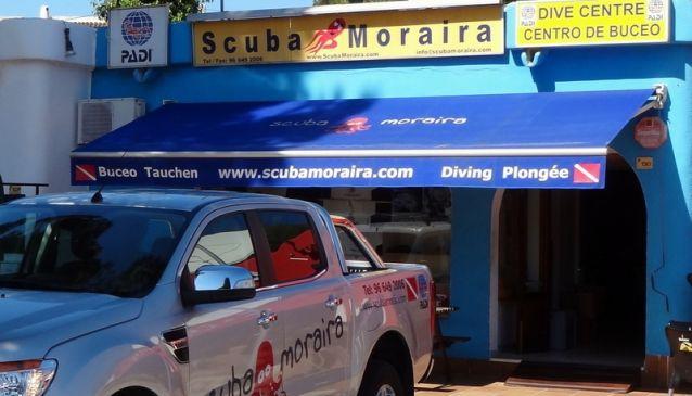 Scuba Moraira