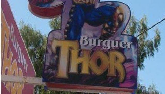 Thor Burguer
