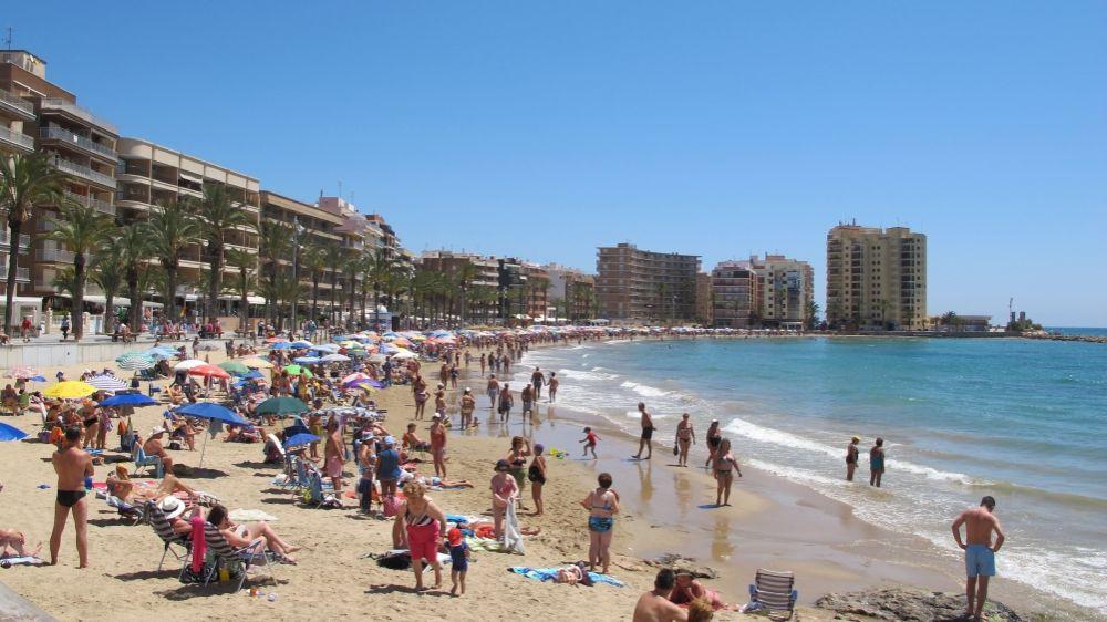 Karta Fran Alicante Till Torrevieja.Torrevieja Sports City In Alicante My Guide Alicante
