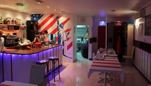 Uncle Sam's American Diner