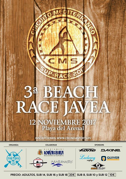 3ª Beach Race jávea