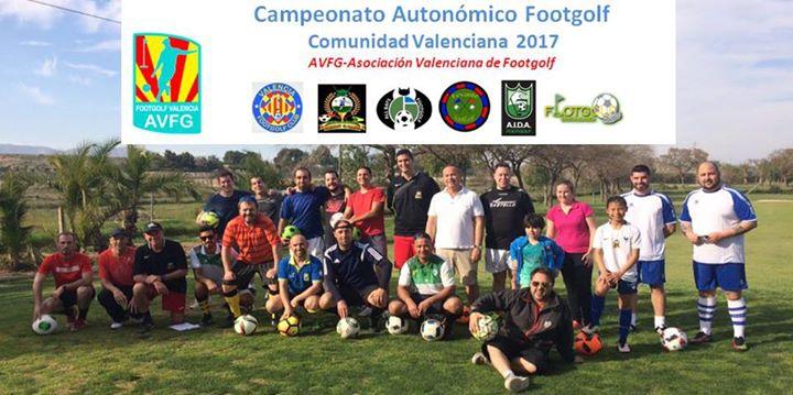 3ª Etapa. Campeonato Footgolf Comunitat Valenciana 2017