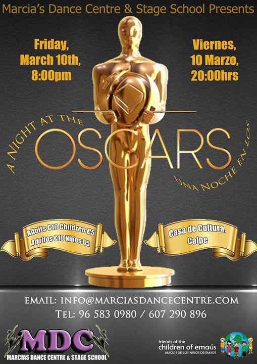 A Night at the Oscars / Una Noche en los Oscars