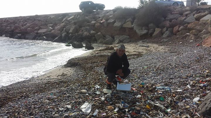 Alicante Beach Clean Up/Limpiar La Playa