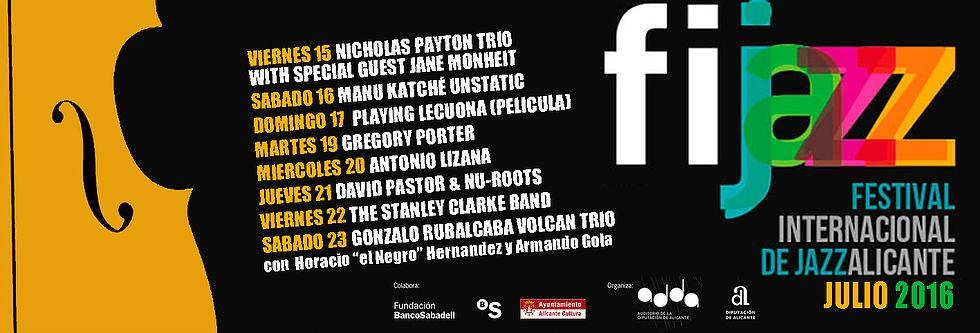 Alicante Fijazz Festival