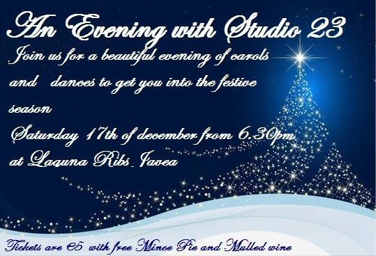 An Evening with Studio 23