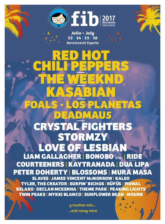 Benicassim International Festival FIB