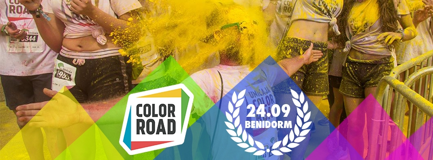 Benidorm Colour Run