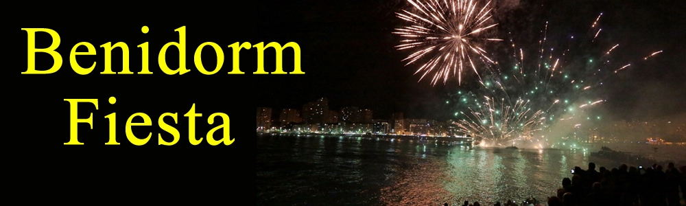 Benidorm Fiestas and Fancy Dress Parade