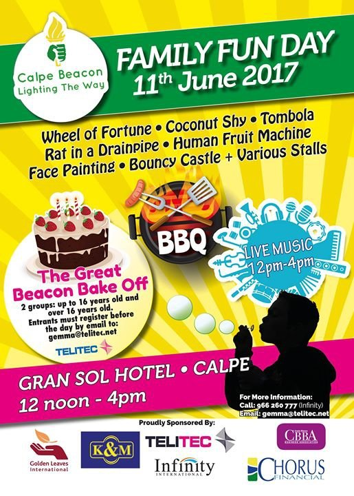 Calpe Beacon Family Fun Day!