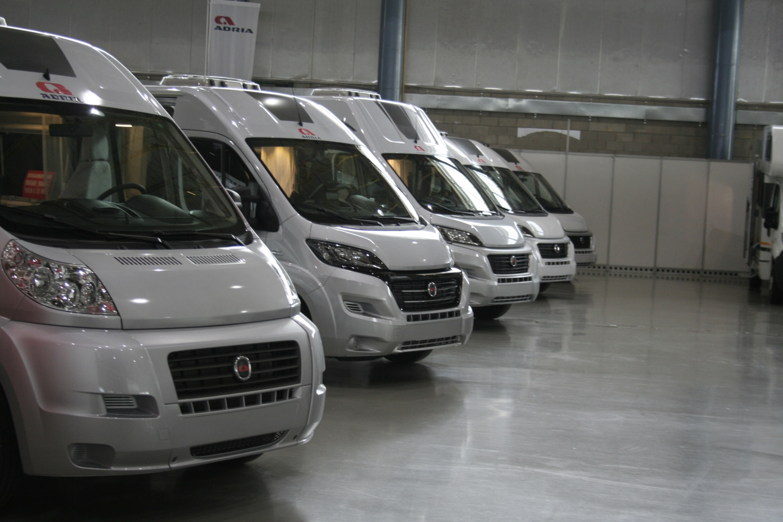 Caravan Show in Alicante