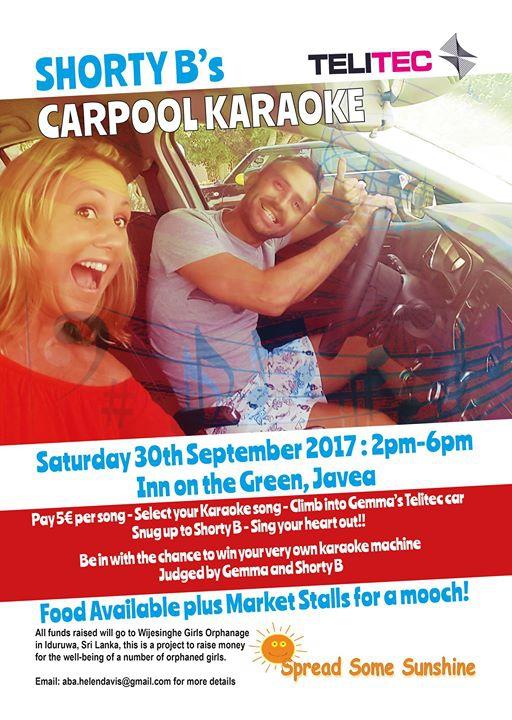 Carpool Karaoke - With Shorty B!