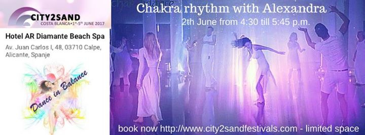 Chakra Rhythm with Alexandra
