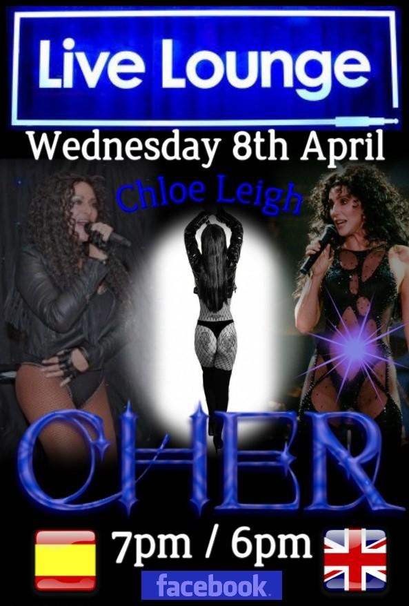 CHER - Chloe Leigh Live Lounge