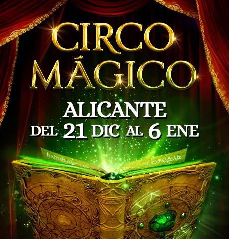 Circo Magico in Alicante