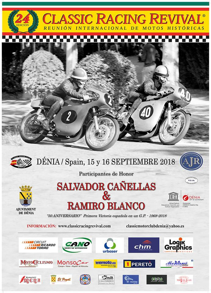 Classic Racing Revival in Denia