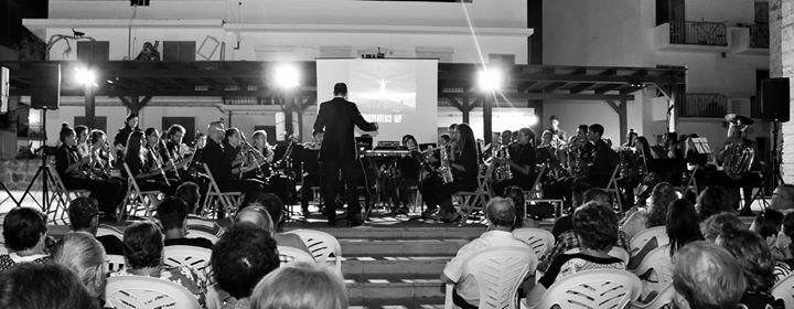 Concert de la banda de Sant Antoni ' Música de cinema'