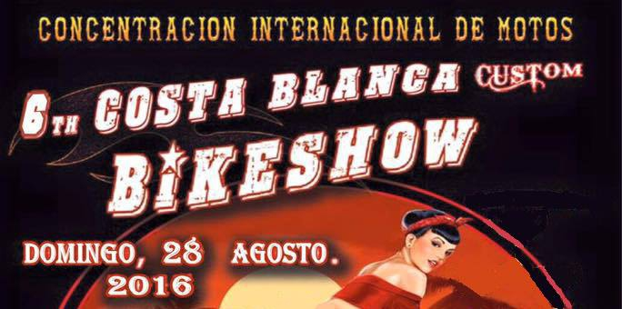 Costa Blanca Custom Bike Show in Albir