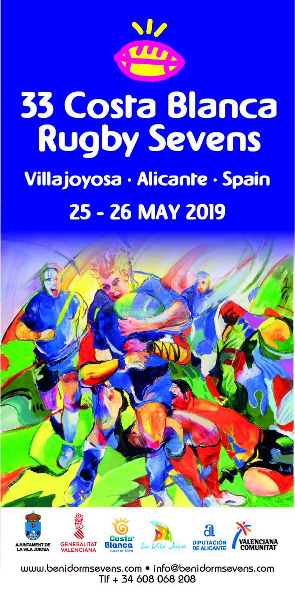 Costa Blanca Rugby 7s
