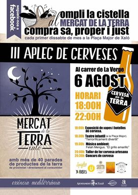 Craft Beer Festival in Jalon