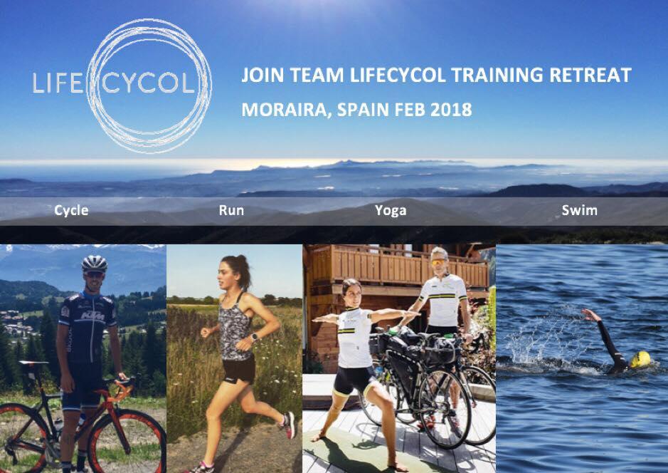 Cycling and Triathlon Training Retreat