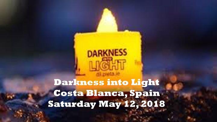 Darkness into Light - Costa Blanca 2018