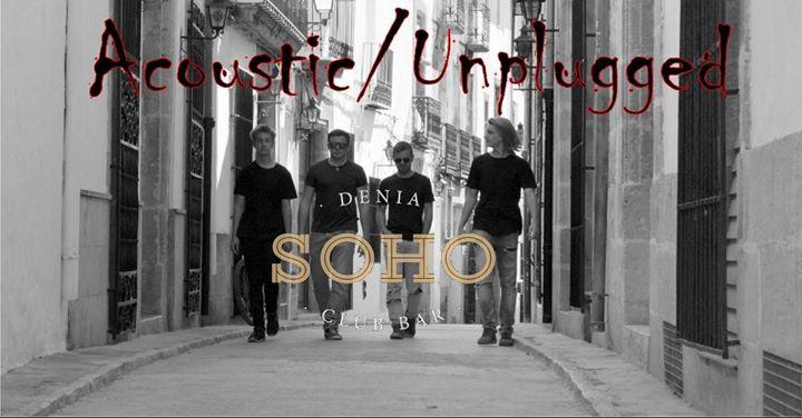 Denia Acoustic at Soho !