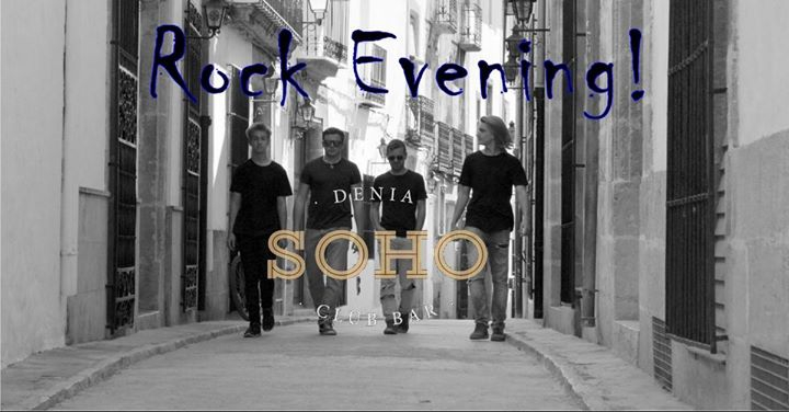 Denia Rock at Soho !