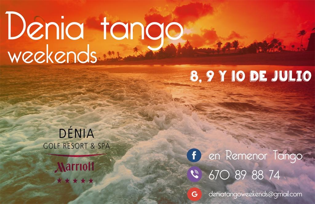 Denia Tango Weekends