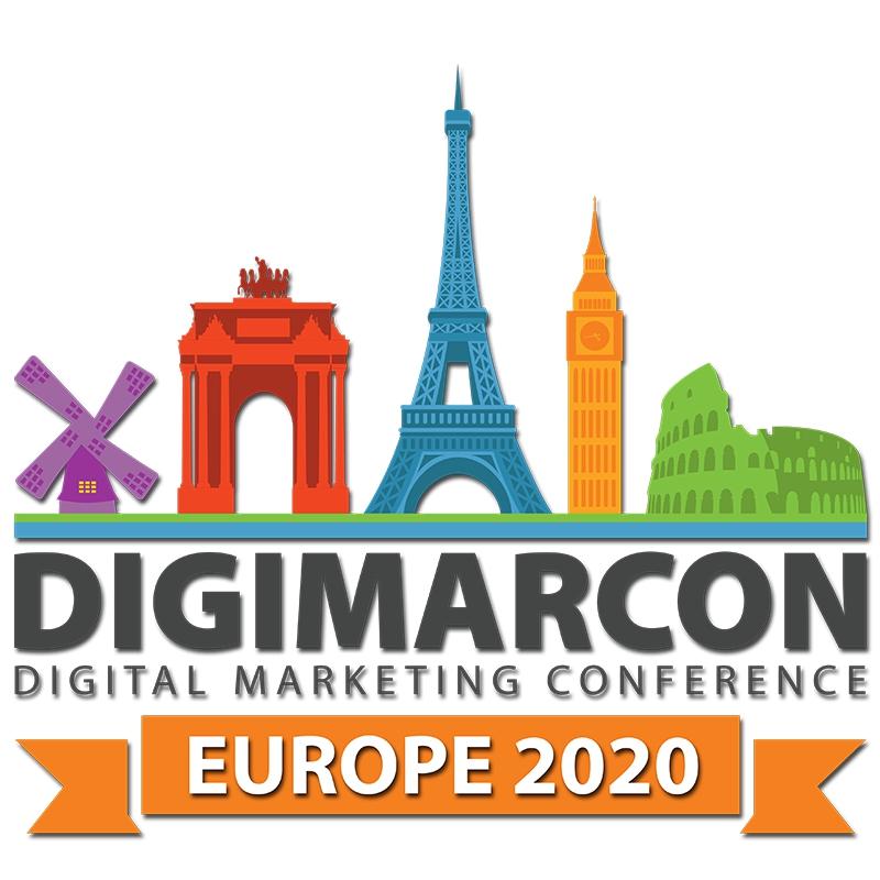DigiMarCon Europe 2020 - Digital Marketing Conference & Exhibition