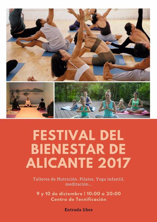 Festival Bienestar Alicante 2017