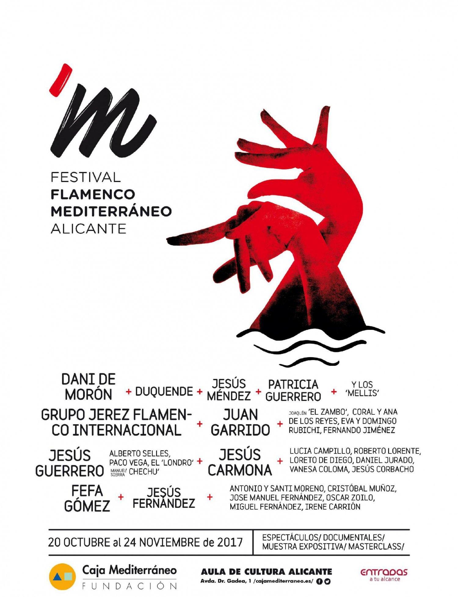 Festival Flamenco Mediterraneo in Alicante