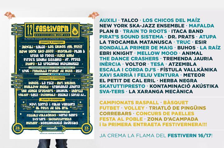 Festivern 2016-2017