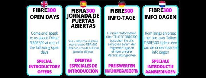 Fiber-300 information day